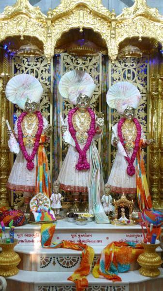 hh pramukh swami maharajs vicharan sarangpur bhavnagar sarangpur