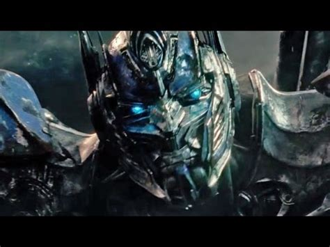 Transformers 5 Optimus Prime Vs Bumblebee Official
