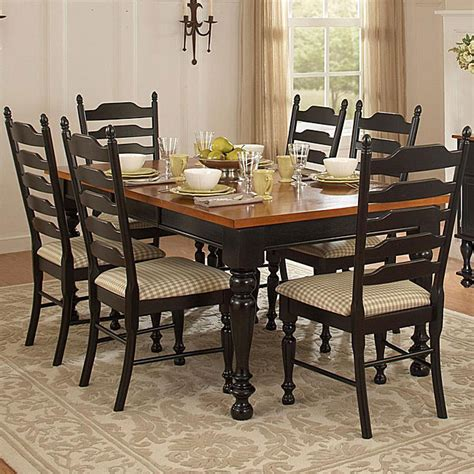 two tone round dining table set kitchen stunning two tone kitchen table two tone kitchen