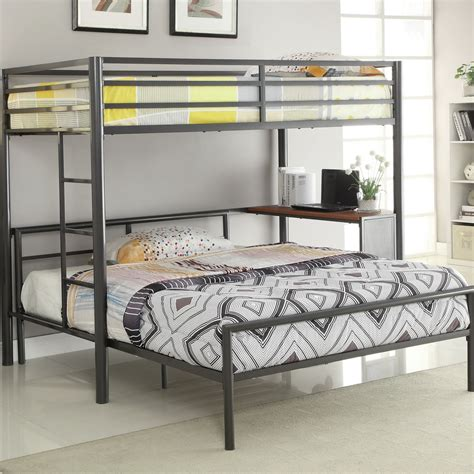 queen bunk bed with desk queen bunk beds for adults matt and jentry home design