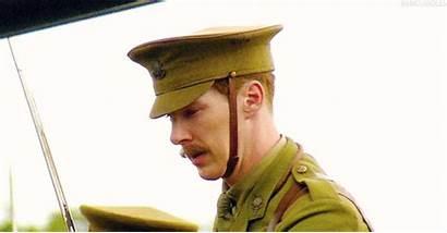 War Horse Cumberbatch Benedict Face Second Literally