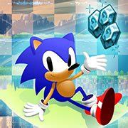 sonic  retro remix play   game