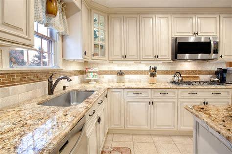 Kitchen Backsplash Ideas Houzz - fabuwood wellington ivory glaze kitchen traditional kitchen new york by dk kitchen