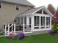 pictures of sunrooms Fiesta Factory Direct for a Spaces with a Sunroom and Cathedral Sunrooms by Four Seasons ...