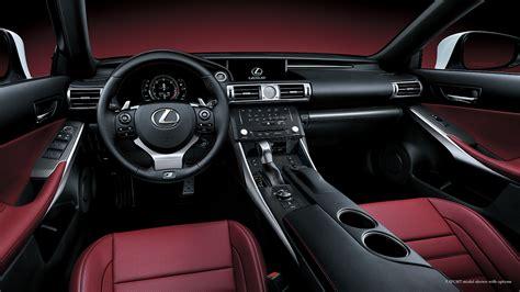lexus is 250 red interior lexus is 250 interior 2015 image 229