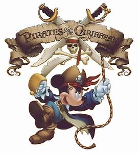 Disney world pirate clipart collection