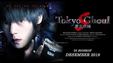 Watch online subbed at animekisa. Tokyo Ghoul S (2019) Live Action Subtitle Indonesia | DoramaKu