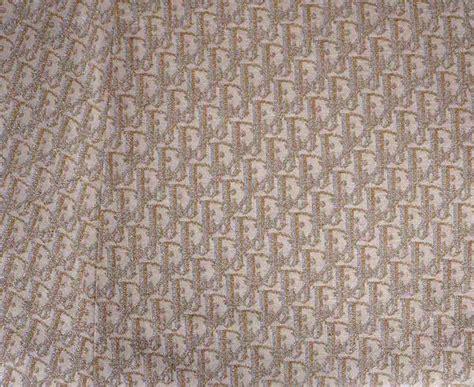 vintage skirt sweater set  christian dior london  metallic