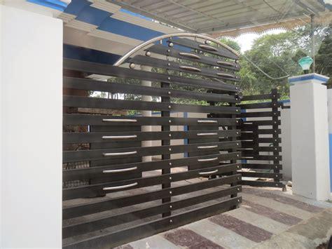 gate dising kerala gate designs october 2013