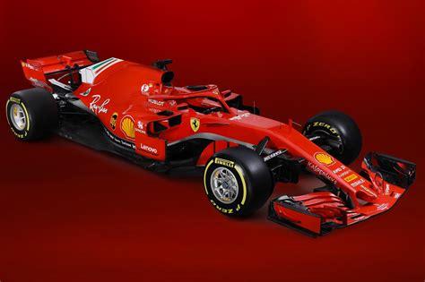 Ferrari F1 2018 SF71H, ecco la nuova monoposto di Maranello