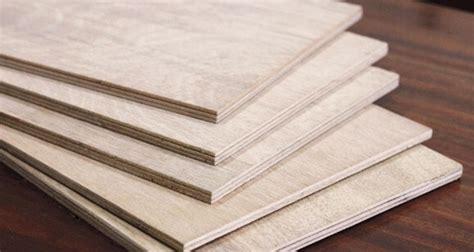 choose  plywood types