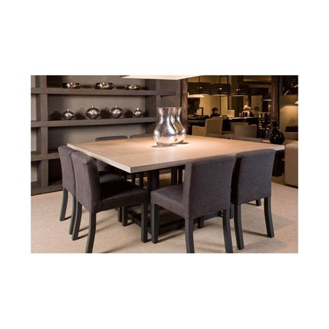 table rabattable cuisine table carree extensible salle manger