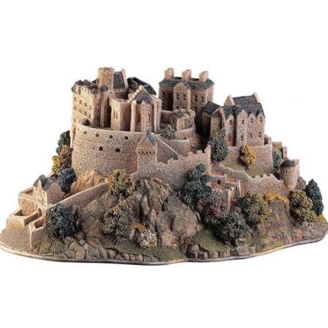 edinburgh castle figurine
