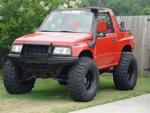 Check Out The Latest Projecttwin U0026 39 S 1993 Geo Tracker Photos