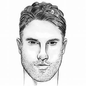 Forme Visage Homme : cheveuxpopulaires les meilleures coupes de cheveux des ~ Melissatoandfro.com Idées de Décoration