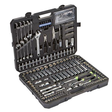 225 Pc Mechanic's Tool Set