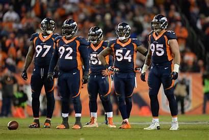 Broncos Denver Defensive Nfl Line Wallpapers Nose