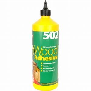 Interior & Exterior PVA Wood Glue 1L - Toolstation