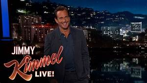 Will Arnett's Guest Host Monologue on Jimmy Kimmel Live ...