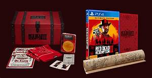 Australia Is Getting Red Dead Redemption 2 Collectors