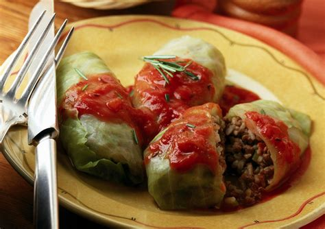 vegetarian bulgarian stuffed cabbage  sarmi recipe