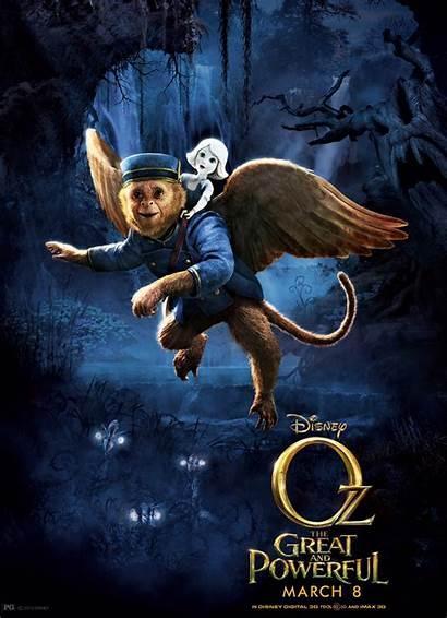 Oz Powerful Wizard Joey King Franco James