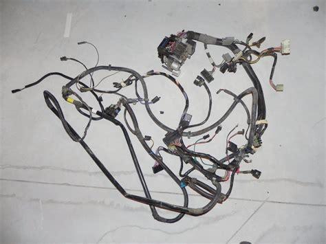 Yj Wiring Harnes by Jeep Wrangler Yj Interior Dash Wiring Harness 92 95