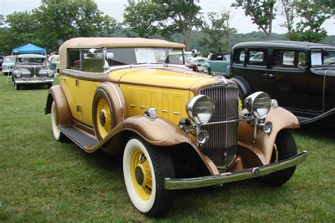 1932 Nash Special Eight, Grand Nashional, Oxford, OH Sept ...