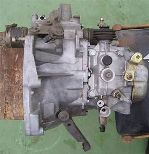 Caja Cambios Fiat Punto 75 Sx