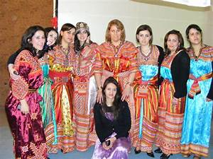 the kabyle berbers page 2 With robes de fetes