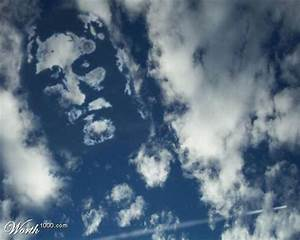 Jesus in the Clouds | Jesus In The Clouds Photo by ...