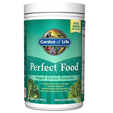 garden of superfood garden of whole food vegetable supplement