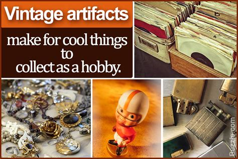 things to collect 20 totally unexpectedly cool things to collect as a hobby