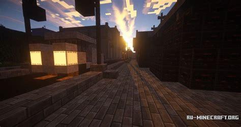 Скачать Dying Light Parkour для Minecraft