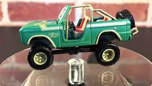 1976 Ford Bronco - Gas Monkey Garage Diecast By Greenlight