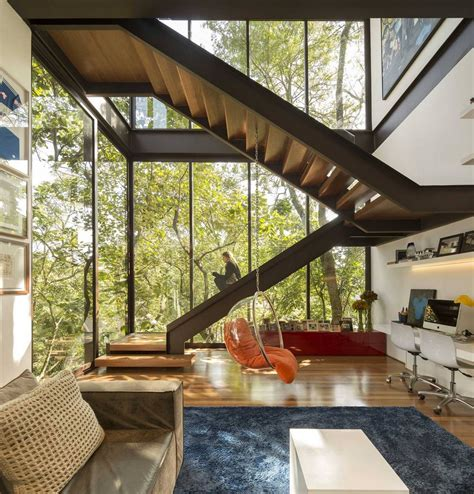 Simple Geometry Unveiling Spectacular Interiors Limantos