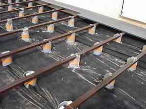 Realiser Un Plancher Bois : formidable plan terrasse bois sur plot beton 8 terrasse ~ Dailycaller-alerts.com Idées de Décoration