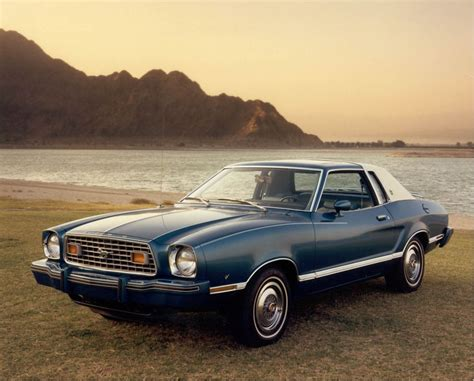 Mustang 2 Years by Ford Rationalizes Mustang Ii As A Idea 40 Years Later