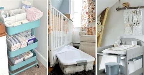 bebe dans chambre des parents 17 astuces pour aménager ranger décorer la chambre de