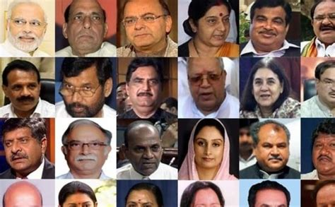 Current List Of Cabinet Ministers by Cabinet Ministers Of India 2019 All Cabinet Ministers