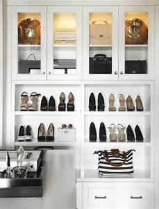Idee Rangement Chaussure : rangement chaussures id es pour armoire et dressing ~ Teatrodelosmanantiales.com Idées de Décoration