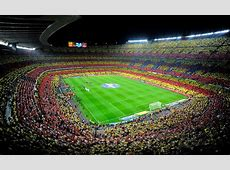 Real Madrid, Barcelona's El Classico With New Stadium