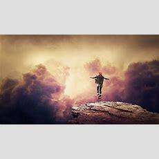 Fantasy Sky Background  Photoshop Manipulation Tutorial Youtube