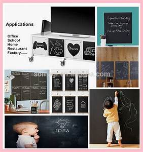 adhesive chalkboard wall sticker contact paper roll large With what kind of paint to use on kitchen cabinets for removable sticker labels