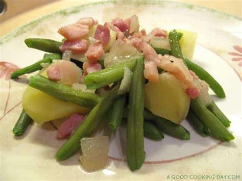 la cuisine belgique salade liégeoise apprenez la pour le plaisir la bonne