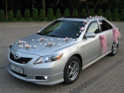 ok google toyota luksusowa toyota camry auto do ślubu białystok