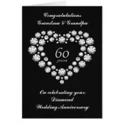 60 year wedding anniversary wedding anniversary greeting cards zazzle au