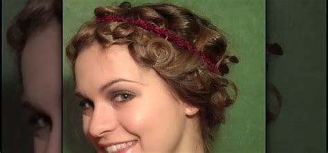 How To Create A Curly '20s Flapper Bob For Long Hair