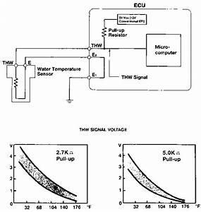 Water Temperature Sensor Terminal Identification