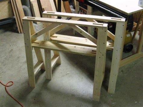 sawhorse plans  woodworking projects plans